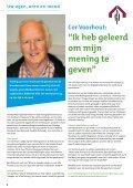 Nummer 2 juli 2011 - Woningbedrijf Velsen - Page 4