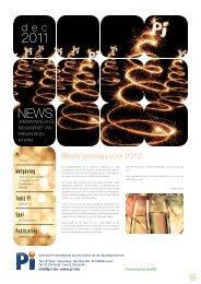 PI News December 2011 - Preventie & Interim