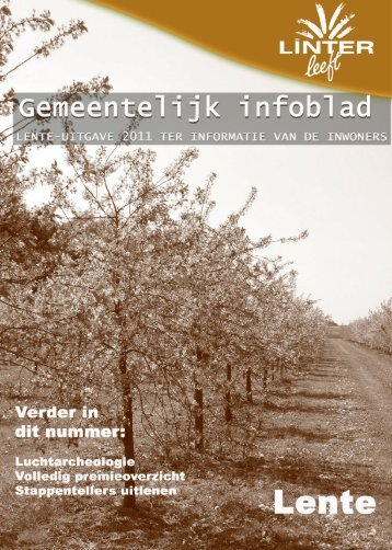 download - Gemeente Linter