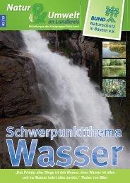 Wasser - Bund Naturschutz in Bayern eV: Home