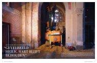 Bouwen aan Monumenten Heilig Hart - De Heeren Bouwmeester
