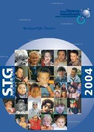 STG jaarverslag van 2004 - Stichting Thuiszorg Gehandicapten