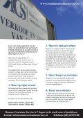 Opslag van zomer- en winterbanden? - Romme Container Service - Page 2