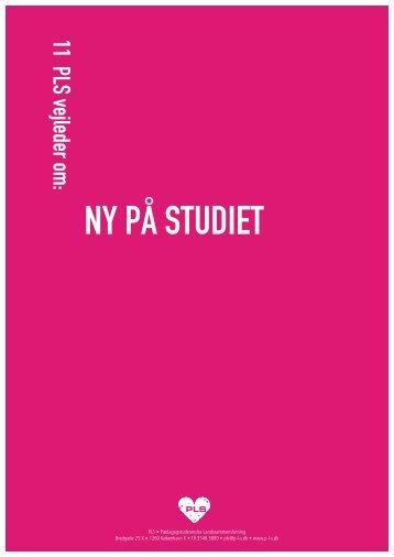NY PÅ STUDIET - PLS