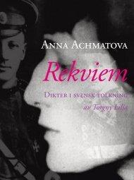 Anna Achmatova •Rekviem