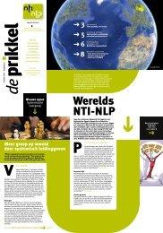 de Prikkel voorjaar 2010 - NTI NLP