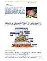 Fabels versus feiten over vlees - Nice