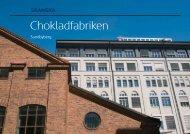 Chokladfabriken - Lokaler