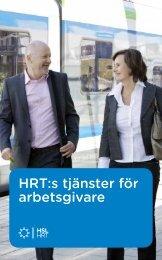 HRT:s tjänster för företag - Hsl