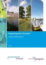 deel 1 (pdf) - Provincie Overijssel