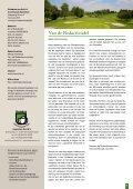 Clubblad mei – juni 2013 - Hoenshuis Golf - Page 3
