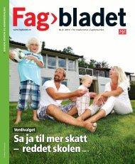 Fagbladet 2011 08 KON