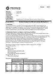 S-sak 2002/13 Revidert budsjett for 2002 (jfr endelig tildelingsbrev)