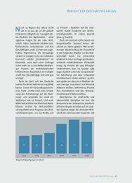 bb-nrw gb2008 bericht der geschaeftsfuehrung