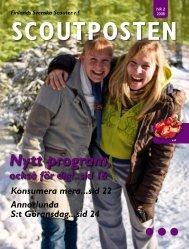 Nytt program, - Finlands Scouter ry