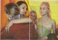 2005 - Line og Anne-Sofie vinder