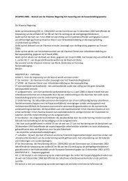 28 APRIL 2006. - Besluit van de Vlaamse Regering tot invoering van ...