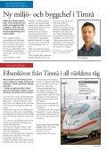 Uppdraget kvarstår: Timrå bäst i Norrland! - Timrå kommun - Page 3