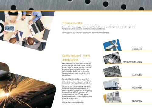 profilbrochuren - Hedensted Maskinfabrik A/S