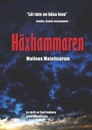 Häxhammaren - Rikare Liv