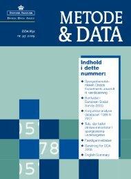 95 - DDA Samfund - Dansk Data Arkiv