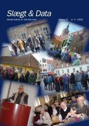 2008-2 slægt & data.pdf - DIS-Danmark