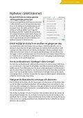SAM Internet 2013 - bild - Jordbruksverket - Page 5