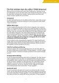 SAM Internet 2013 - bild - Jordbruksverket - Page 7