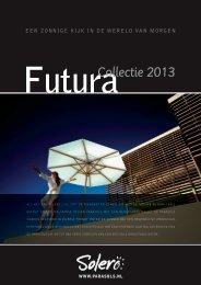 FuturaCollectie 2013 - Solero Parasols