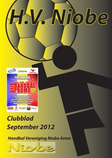 September 2012 Clubblad - Niobe