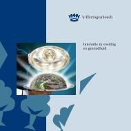 Innovatie in voeding en gezondheid - s-Hertogenbosch
