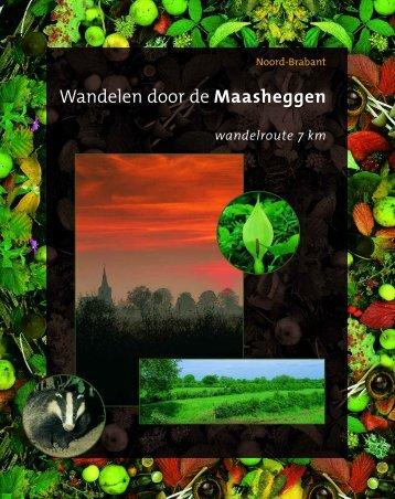 Wandelen door de Maasheggen - Vereniging Nederlands ...