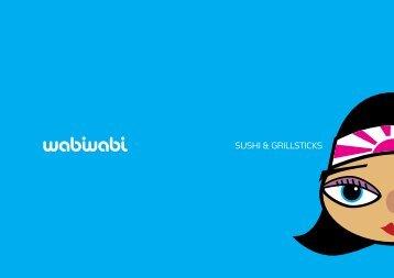 SUSHI & GRILLSTICKS - Wabiwabi