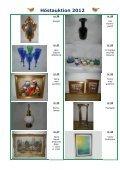 Se ett urval av auktionsgodset på bild! - Page 5