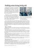 Nr 1, 2005 - Svenska Jerusalemsföreningen - Page 5