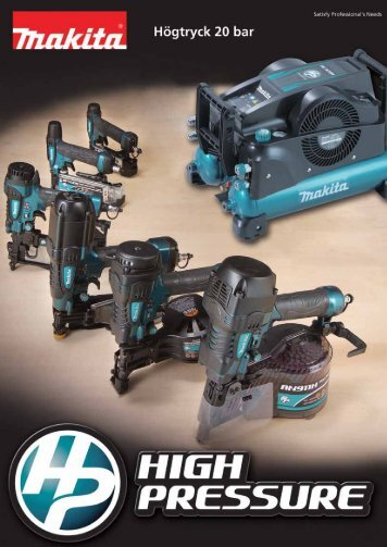 Makita High Pressure PDF