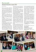 Clubblad januari – februari 2013 - Hoenshuis Golf - Page 6