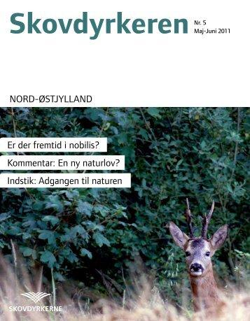 Skovdyrkeren 5 - maj/juni 2011 - Skovdyrkerforeningen