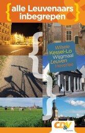 alle Leuvenaars inbegrepen - CD&V Leuven