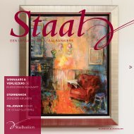 Staal Magazine 4 - 2011 - Staalbankiers