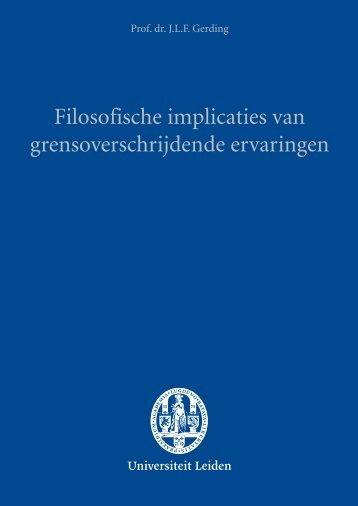 Grensoverschrijdende ervaringen - Parapsychologie in nederland