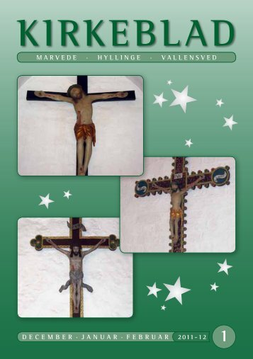 Kirkeblad nr. 1 2012 - Hyllinge