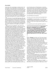 voortzetting behandeling themadebat - Eerste Kamer der Staten ...