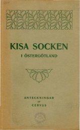 KISA SOCKEN - Murberget CollectiveAccess System