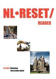 Behoefte Raming Religieus Erfgoed Gelderland 2009 - Nationaal ...