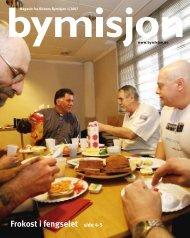 Frokost i fengselet side 4-5 - Kirkens Bymisjon