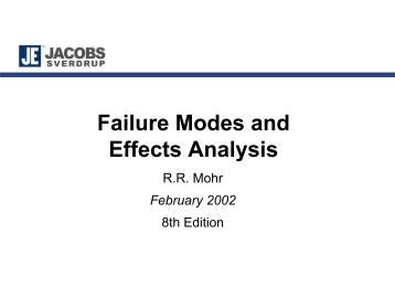 fuzzy failure modes and effects analysis Failure modes and effects analysis using integrated weight-based fuzzy topsis wenyan song, xinguo ming, zhenyong wu and baoting zhu school of mechanical engineering, institute of computer integrated manufacturing, shanghai research center for industrial.