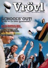 Vrövl – School's Out 27-05-11