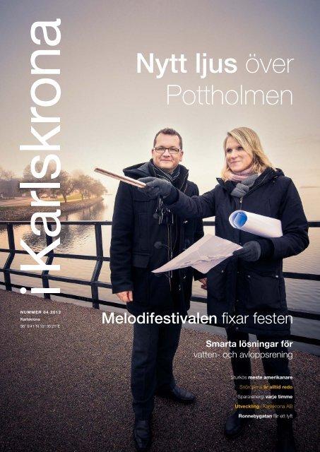 Tidningen iKarlskrona nr 4 2012 - Karlskrona kommun
