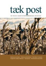 Tæk Post 2-2012 - Jydsk Tækkemandslaug . Stråtag